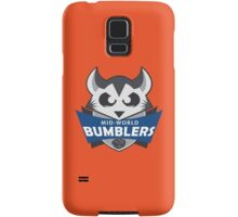 The Mid-World Bumblers  Samsung Galaxy Case/Skin