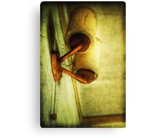Motel Stop Canvas Print