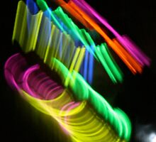 """""""Glowsticks"""" by Sophie Lapsley"""