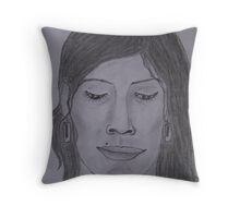 Lajja..!! Throw Pillow