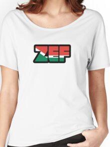 Zef (Afrikaans) Women's Relaxed Fit T-Shirt