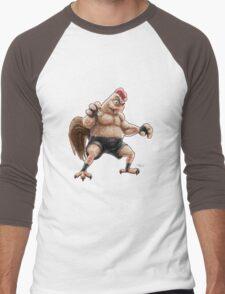 KFC Fighter Men's Baseball ¾ T-Shirt
