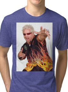 Guy Fieri Tri-blend T-Shirt