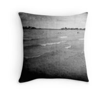 I was a child and she was a child, In this kingdom by the sea; But we loved with a love that was more than love - I and my Annabel Lee; Throw Pillow