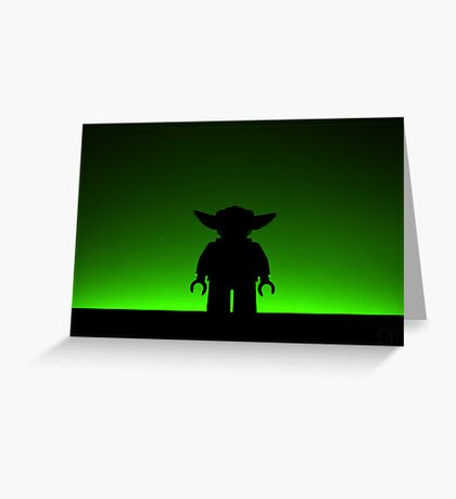Guess who, you must. Greeting Card