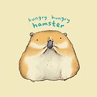 Hungry Hungry Hamster by Sophie Corrigan