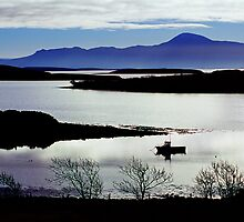 Clew Bay, Co Mayo, Ireland by Gareth McCormack