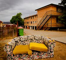 Queanbeyan Couches - January by hilaryw