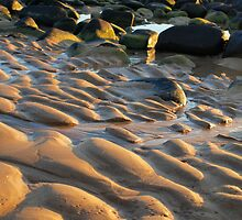 South Coast Sandscape by JodieT