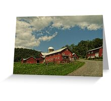 Protected Farmlands Greeting Card