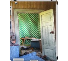 26.7.2015: In Abandoned House iPad Case/Skin