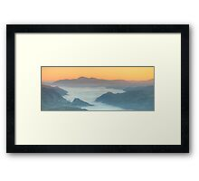 The Jaws Framed Print