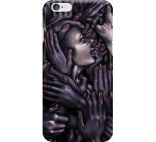 In the Grip of Nightmares iPhone Case/Skin