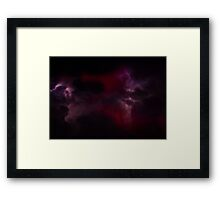 An Unusual Sight Framed Print