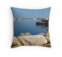 Blue Bayou, Fremantle-style Throw Pillow