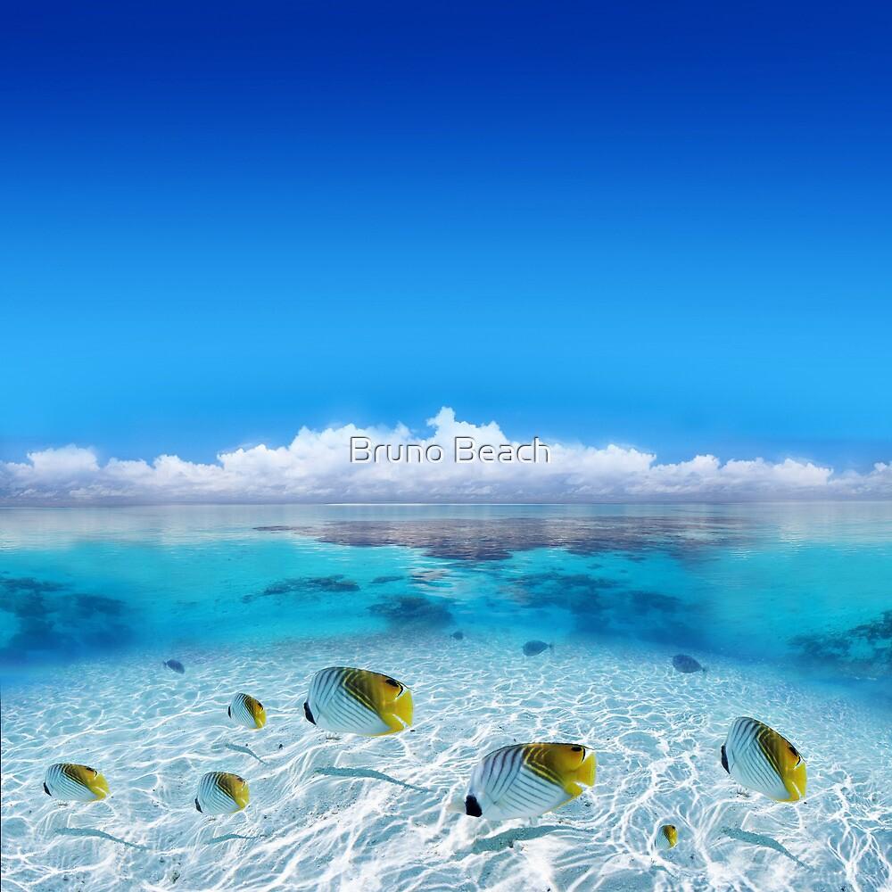 Post Card from Polynesian   by Atanas Bozhikov NASKO