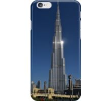 Burj Khalifa Dubai Mall, Dubai iPhone Case/Skin