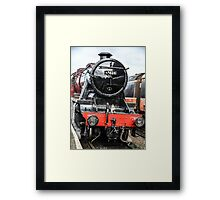 Engine 48624   Framed Print