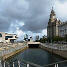 Pier Head, Liverpool by Trish Meyer