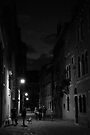 Venetian Alley... After Dark by Ainsley Kellar Creations