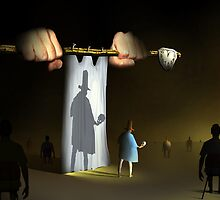 O Teatro. by Marcel Caram