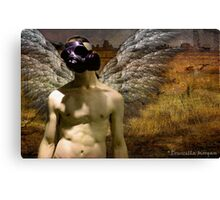 Yield of the Genetic Field Canvas Print