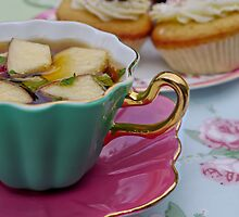 Tea Time by Mandy Cooper