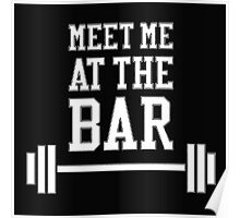 Meet the bar Poster