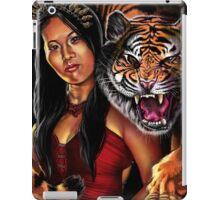 Queen of the Jungle iPad Case/Skin
