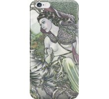 Up the Airy Mountain, Down the Rushy Glen... iPhone Case/Skin