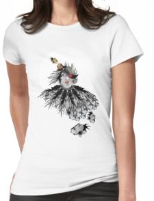 Fishbowl conversation (open) Womens Fitted T-Shirt
