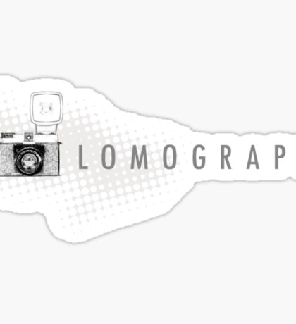 Lomography Sticker