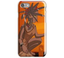 African desert iPhone Case/Skin