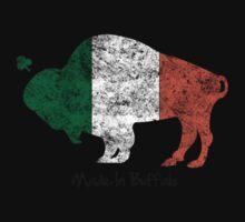 Made In Buffalo - Irish Baby Tee