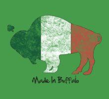 Made In Buffalo - Irish One Piece - Short Sleeve