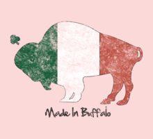 Made In Buffalo - Irish One Piece - Long Sleeve