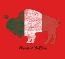 Made In Buffalo - Irish Kids Tee