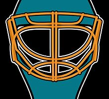 San Jose Goalie by fourgoalspecial