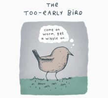 The Too-Early Bird Kids Clothes