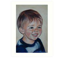Nathan Art Print