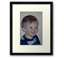 Nathan Framed Print