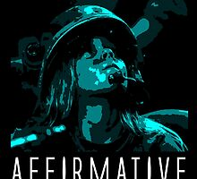 Affirmative by SuzeeArt