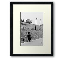 OnePhotoPerDay Series: 226 by L. Framed Print