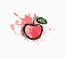 Abstract apple illustration. sketch ripe apple T-Shirt