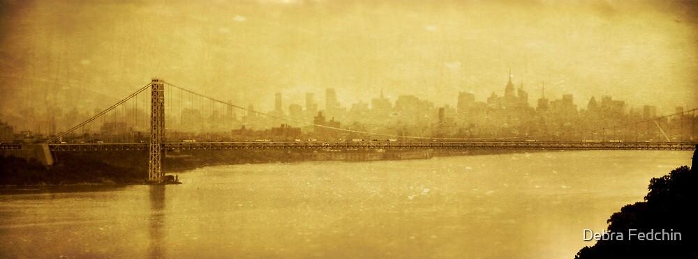 George Washington Bridge by Debra Fedchin