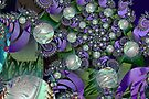 Mandelbrot Dreams - I dream fractals series 1 by viennablue