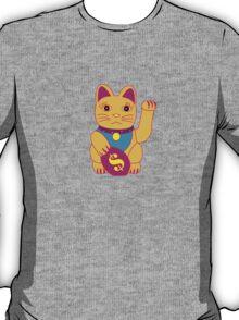 Lucky Cat 2 T-Shirt