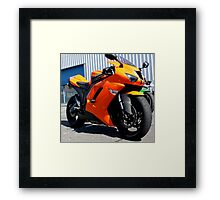 Boys Toys 2 Framed Print