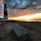 Portland Bill Lighthouse - Portland Dorset by silvcurl09