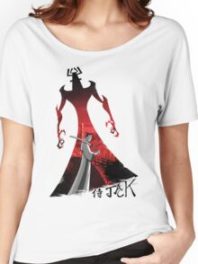 Samurai Jack Women's Relaxed Fit T-Shirt